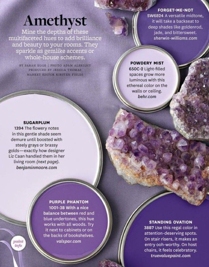 Amethyst In Feng Shui Crystals Fengshui Fengshuicolors