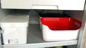#Ikeahack: Vorratsbehälter im Küchenschrank