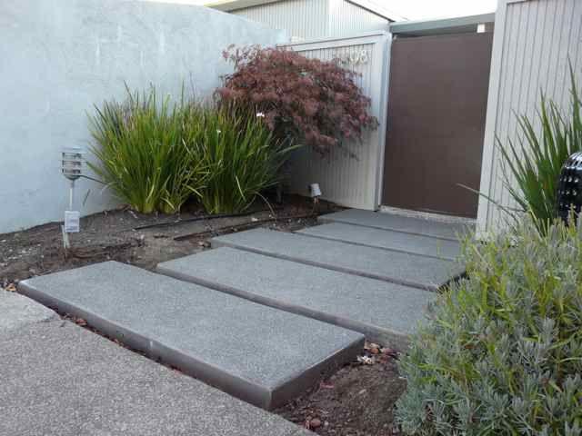 Marin Concrete Contractor in San Rafael | Sidewalks and Walkways | Van Midde and Son | Concrete Contractor