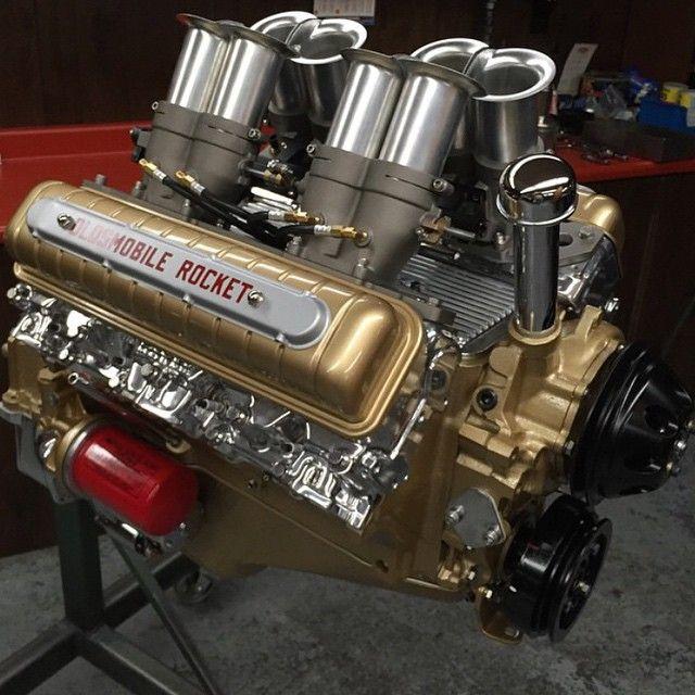 51 best Oldsmobile Engines images on Pinterest | Engine ...
