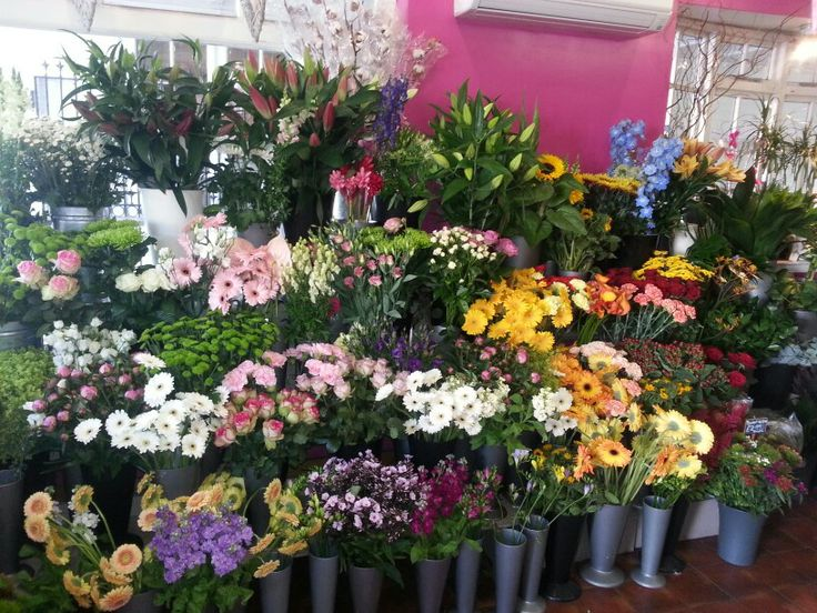 Huge range of stunning fresh top grade flowers