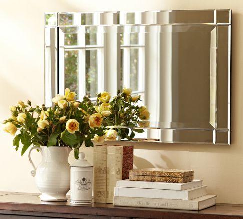 Bathroom Mirrors, Medicine Cabinets & Bathroom Shelving | Pottery Barn. Emberlyn - 20.5w x 31h - $149.00