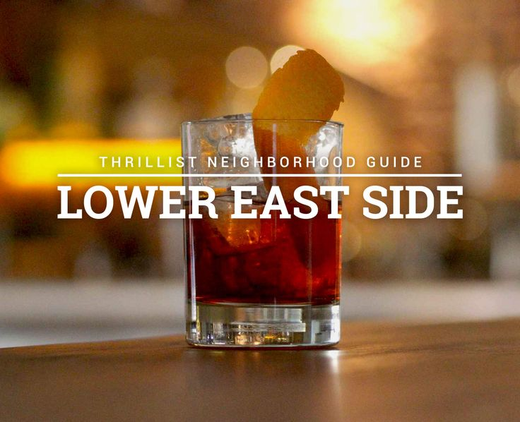 From gritty music venues to tiny burlesque haunts, these are the 18 best bars on the Lower East Side.