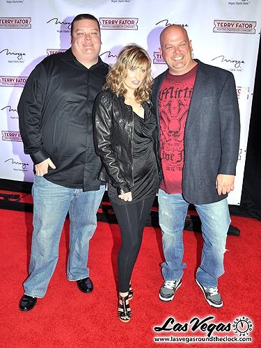 Pawn Shop Austin >> Corey, Tracy and Rick Harrison http://www ...