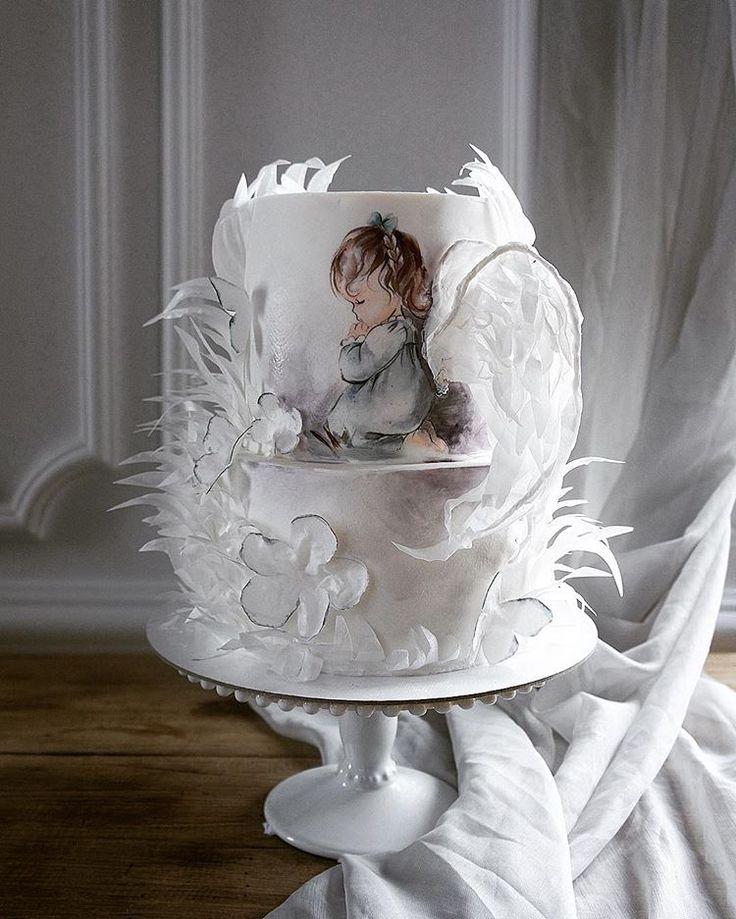 Картинки торт на день рождения недорого девушка могла