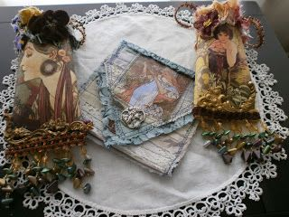 Just Lilla: bags  So creative with bags.  Gypsy styles