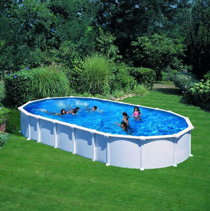 17 meilleures id es propos de piscine hors sol acier sur for Piscine hors sol la redoute