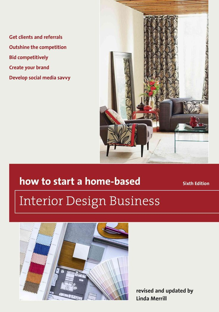 Have you ever dreamed of starting your own home-based interior design business? Have you been hesitant to put your business plans into action? This book contains all the necessary tools and success st