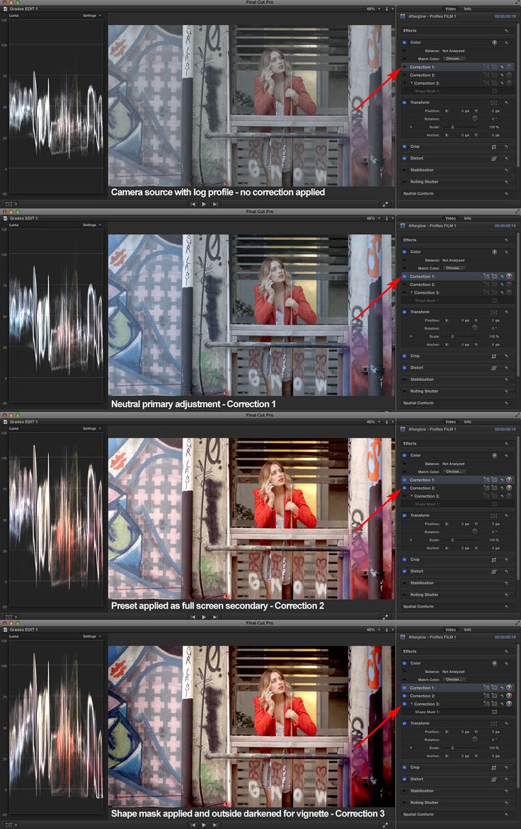 "[VIDEO] Download FREE Final Cut Pro X ""Color Board"" Presets (Color Grading); Step-by-step tutorial;"