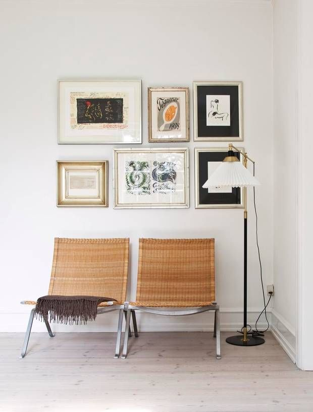 59 best wohnen mit designklassikern images on pinterest interior design studio design. Black Bedroom Furniture Sets. Home Design Ideas