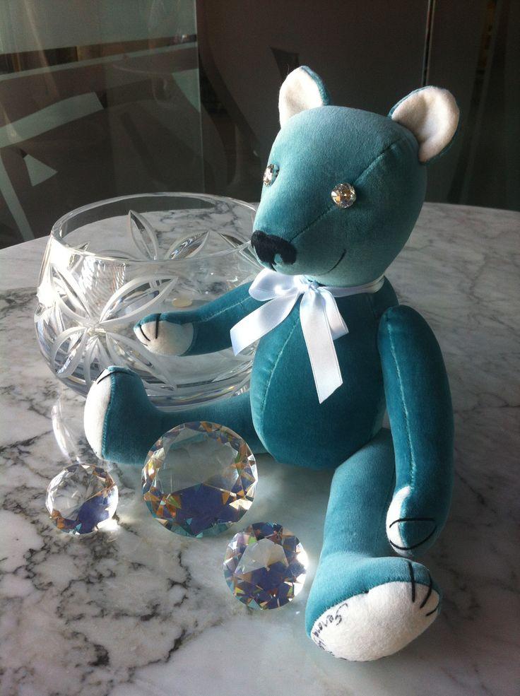 """""""Tiffany"""" Teddy Bear Baby"""