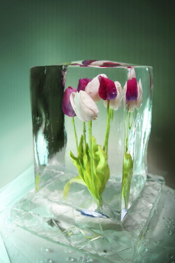 Best images about frozen table centerpieces ice on