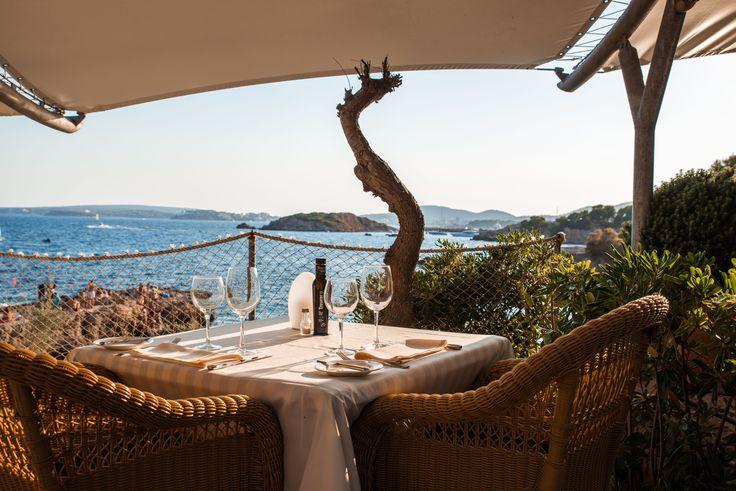 Espectacular cocina mediterránea en las #TerrazasdeBendinat #MallorcaCaprice