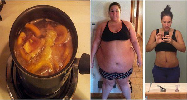Varila tieto 2 úžasné ingrediencie a schudla 5 kg za týždeň! Je to hotový zázrak. Recept vo vnútri. - Mega chudnutie