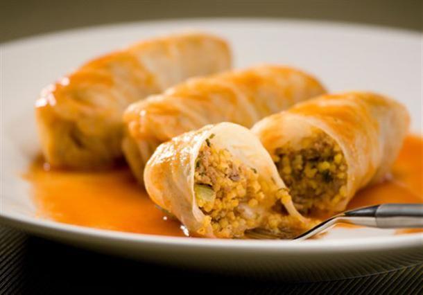 Una comida diferente, para variar sabores y texturas.