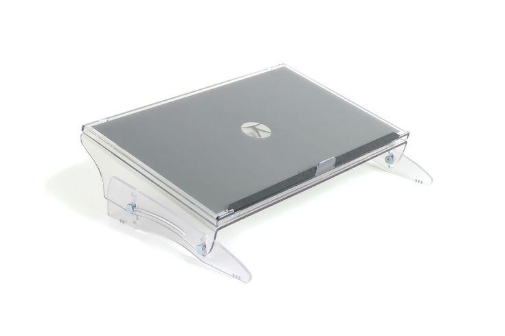 Support écriture | Porte documents coulissant Flexdesk640 Bakker Elkhuizen, position fermé, boutique ergonomique, spécialiste du siège ergonomique
