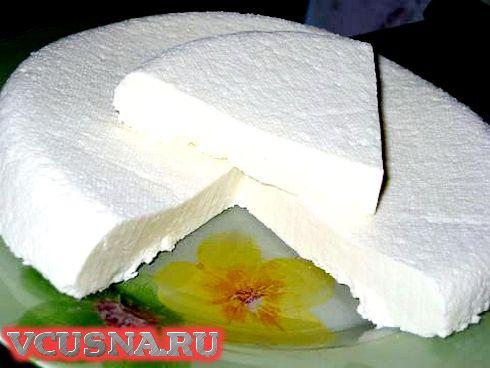 """Сыр """"Брынза"""" дома"""