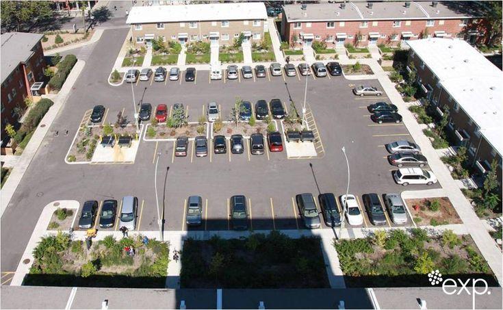 La campagne sur le stationnement menée par le CRE-Montréal : actions en cours et faits saillants   Conseil régional de l'environnement de Montréal