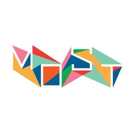 Sweet logo for MOST. National Museum of Science and Technology Milan. 2