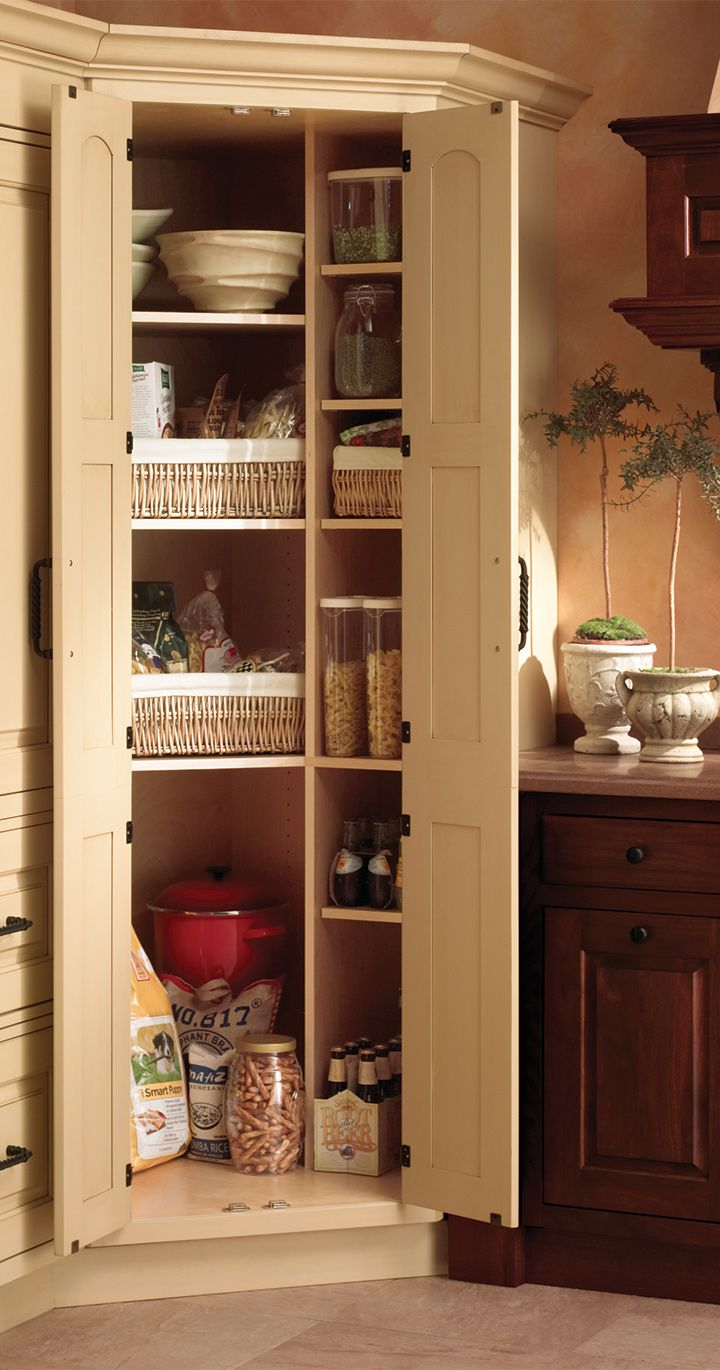 Pantry Storage Cabinet for your corner | Storage