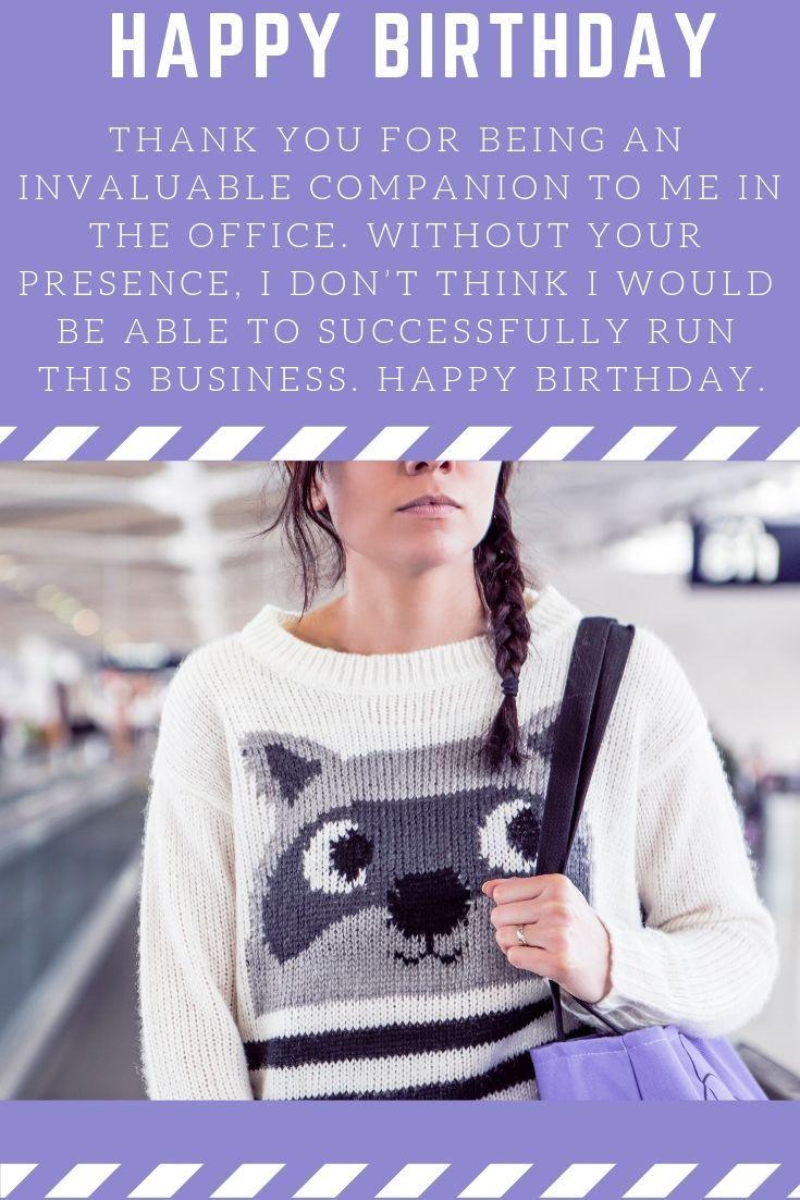 Birthday Wishes For Secretary Happy Birthday Hd Birthday Wishes Happy Birthday Images