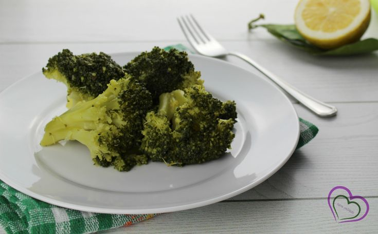 Broccoli al limone light - ricetta Dukan