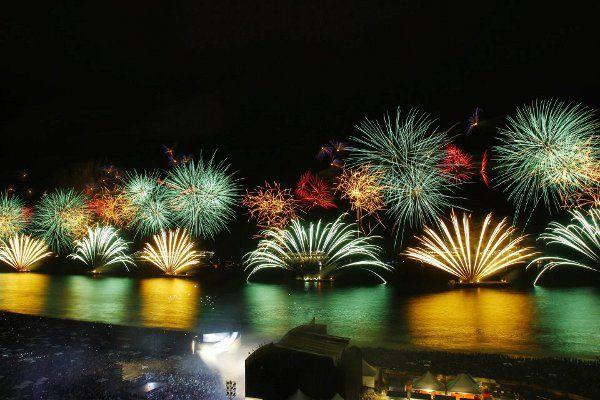 Copacabana Beach - Rio de Janeiro - Brazil - Happy New Year!