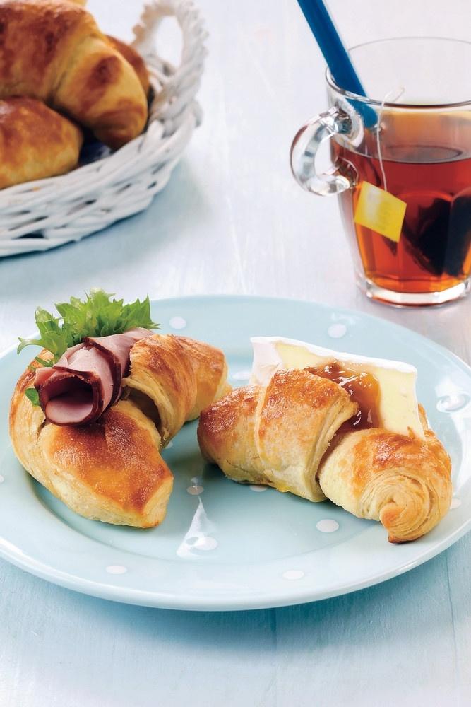 Croissantit eli ranskalaiset voisarvet | K-Ruoka #aamupala #brunssi #leivonta