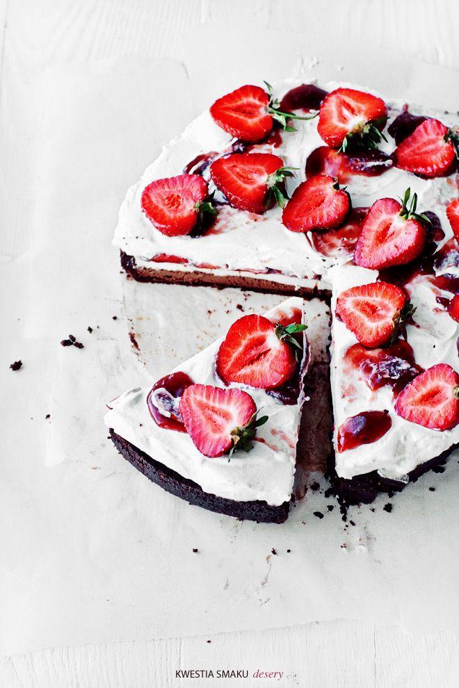Cheesecake white - chocolate - recipe