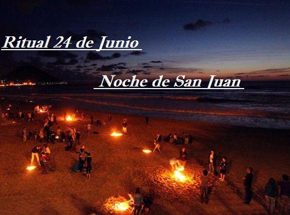Monica Aries: Ritual 24 de Junio Noche de San Juan.- Para cada S...