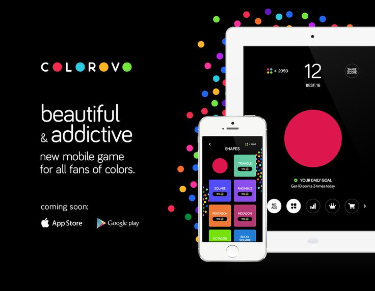 Colorovo is going to be released soon. Are you already waiting?   Get more at: http://colorovo.mntbr.com/