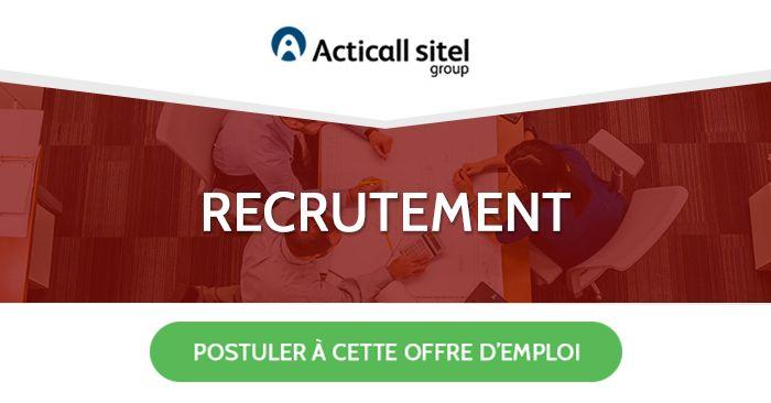 Groupe Acticall-Sitel recrute : Ingénieur Informatique décisionnel (business intelligence) Junior à Casablanca | PitchForJob.com