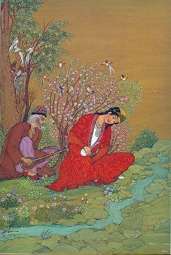 Hossein Behzad | Spring Breeze