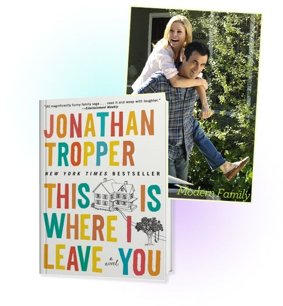 Book recs based on your favorite TV shows: Like Modern Family? Read this book