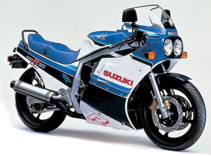 Lendária, Suzuki GSX-R 750 completa 30 anos