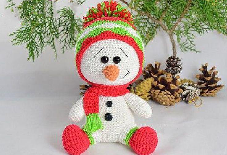 Кукляндия: Снеговичок