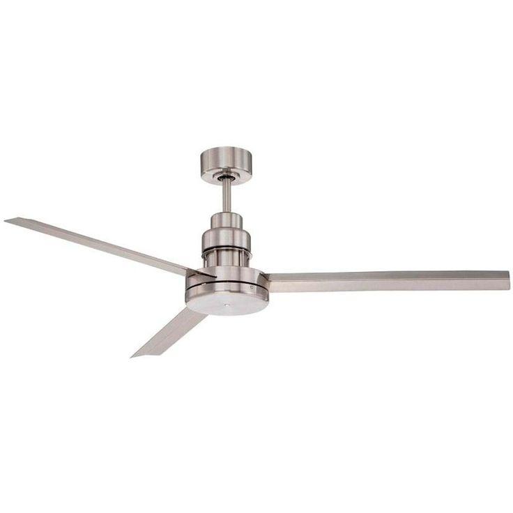 """54"""" Simply Modern Ceiling Fan - Master Bedroom Ceiling Fan"""