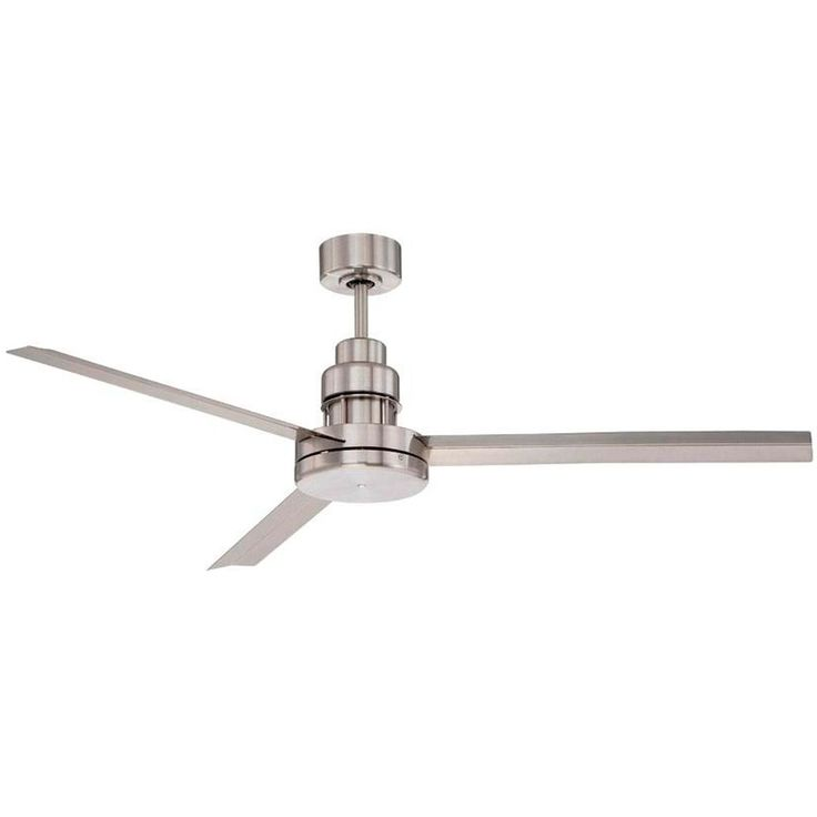 "54"" Simply Modern Ceiling Fan - Master Bedroom Ceiling Fan"