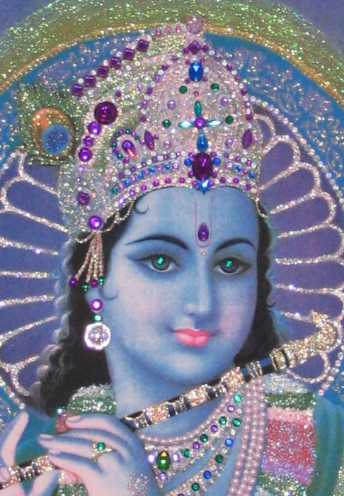 Vishnu as a woman.  I received this word in my first meditation in a very long time yesterday - 9/3/2012.  The preserver of the Universe.  http://www.bbc.co.uk/religion/religions/hinduism/deities/vishnu.shtml
