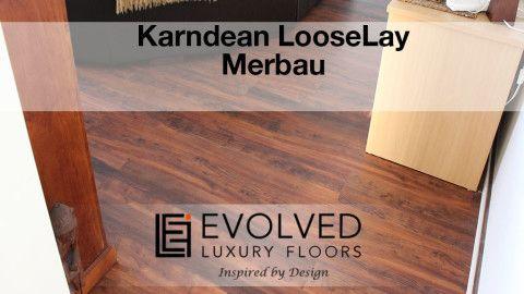 Karndean LooseLay – Merbau By Paula on 03/11/2014 Evolved Luxury Floors – Karndean LooseLay –  Merbau Supplied in large 1050mm x 250mm wood look planks, Karndean LooseLay's... Gallery | Evolved Luxury Floors