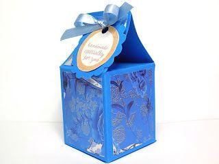 BEAUTICIAN. STELA: Cutie cadou - ptr. preparatele cosmetice la 50ml
