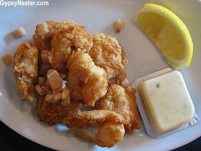 Cod tongues in Newfoundland - would you eat it? http://www.gypsynester.com/newfoundland-west.htm   #food #canada @NewfoundlandLabrador