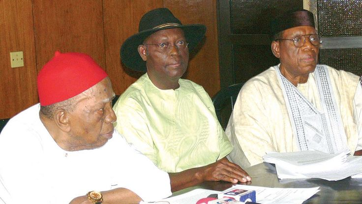 """The National Christian Elders' Forum, NCEF, has insisted that the Federal Government was planning to Islamise Nigeria through Jihad. In a statement entitled, """"Jihad in Nigeria: Burying The Head in Sand,"""" and signed by NCEF chairman,"""