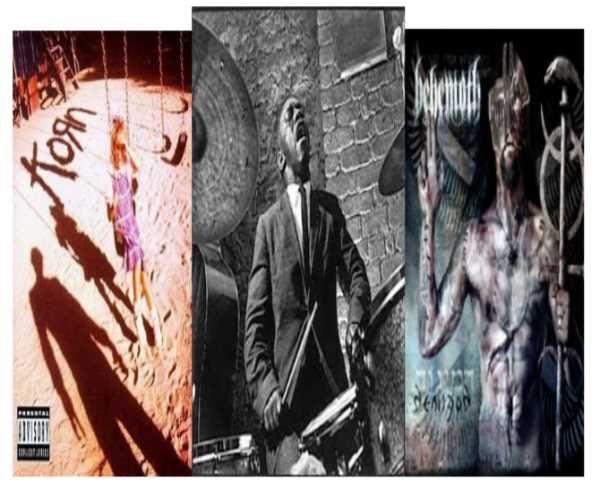 Σαν σήμερα γεννιέται ο βραβευμένος με Grammydrummer της Jazz, Art Blakey.   Πριν 22 χρόνια οι Korn κυκλοφορούν το ομώνυμο ντεμπούτ...