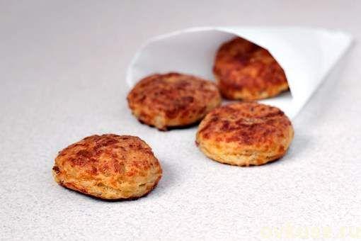 Печенье с беконом и сыром - Простые рецепты Овкусе.ру