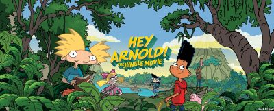 Nickelodeon USA Unveils Official Hey Arnold!: The Jungle Movie Website