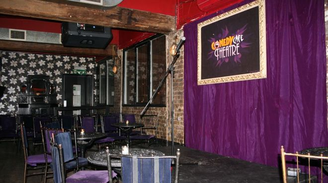 Comedy Café Theatre - Shoreditch