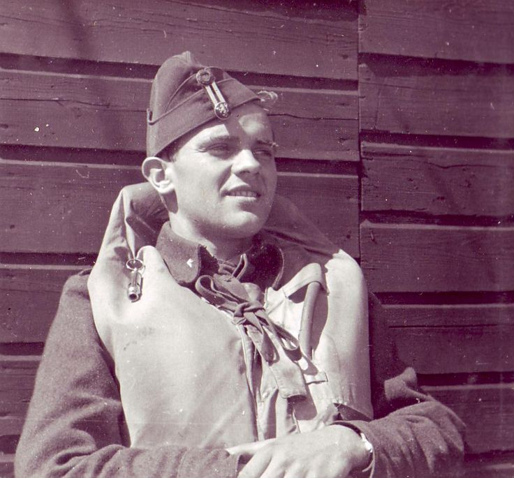 Reidar From, 332 Squadron