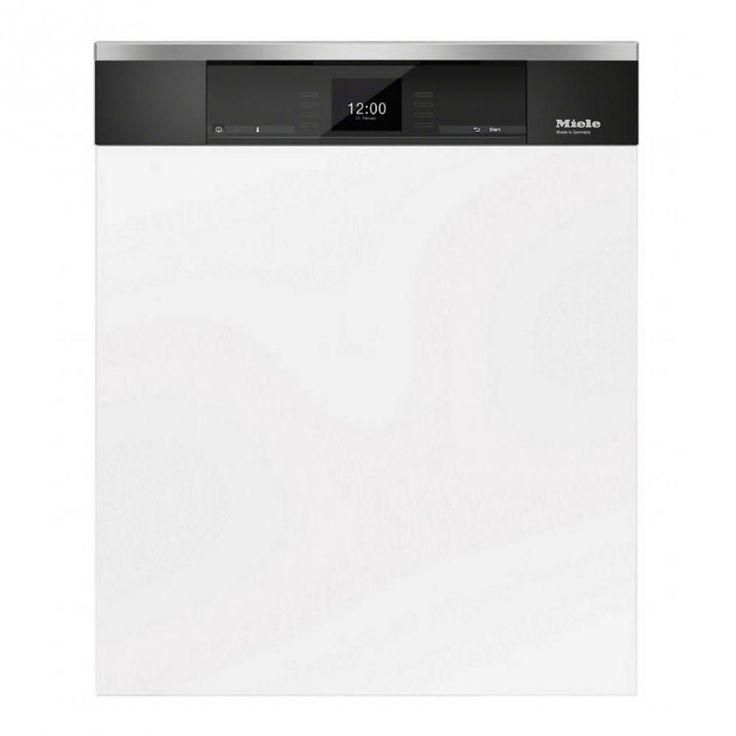 MIELE G6925SCi XXL Semi-integrated dishwasher XXL Type of appliance Semi-integrated dishwasher 60 cm dishwasher XXL dishwasher Design Colour