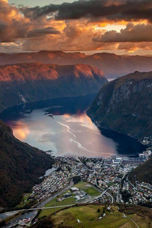 Our Beautiful Planet ☆★☆☀Høyanger, Norway